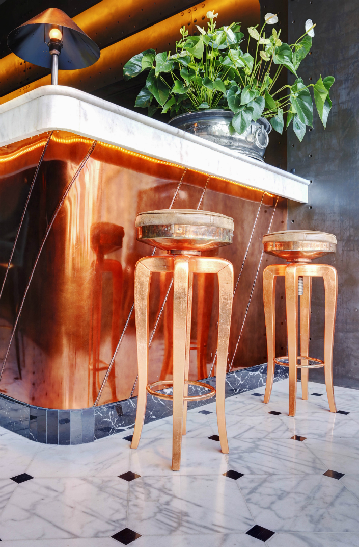 BRABBU at ERWIN restaurant and bar by MMZ Project Architectural Bureau 1