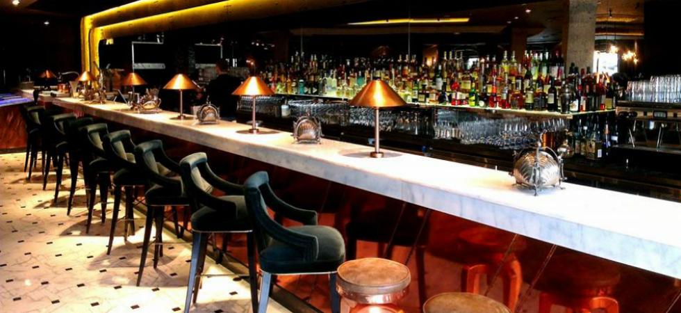 BRABBU at ERWIN restaurant and bar by MMZ Project Architectural Bureau