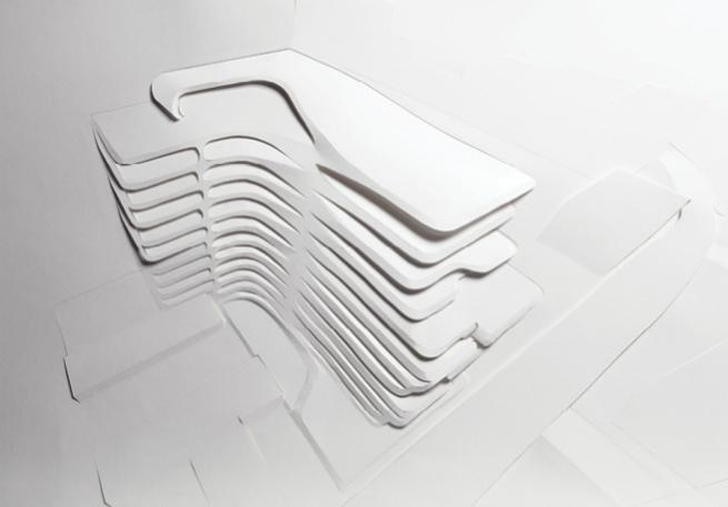 Zaha Hadid's sculptural take on New York 2 Zaha Hadid's sculptural take on New YorkZaha Hadid   s sculptural take on New York 2