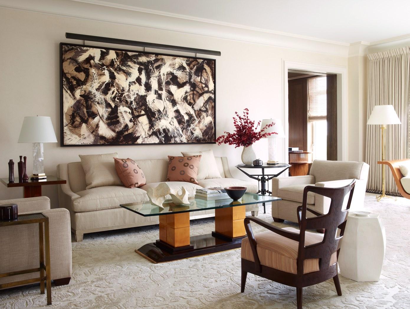 David Kleinberg Renews Manhattan Apartment New York