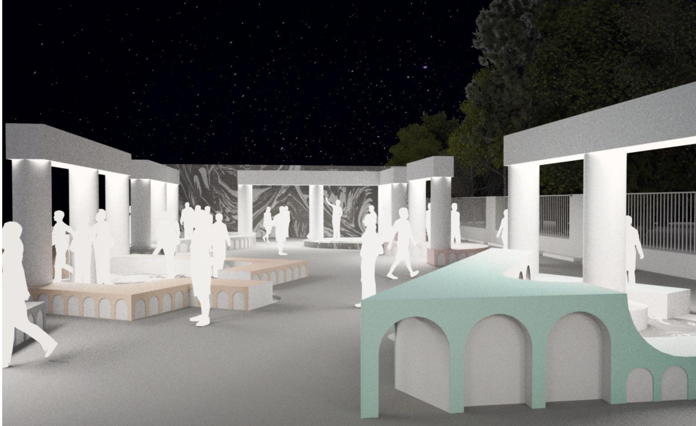 Design miami airbnb reveals modular pavillion plans for Miami home design usa