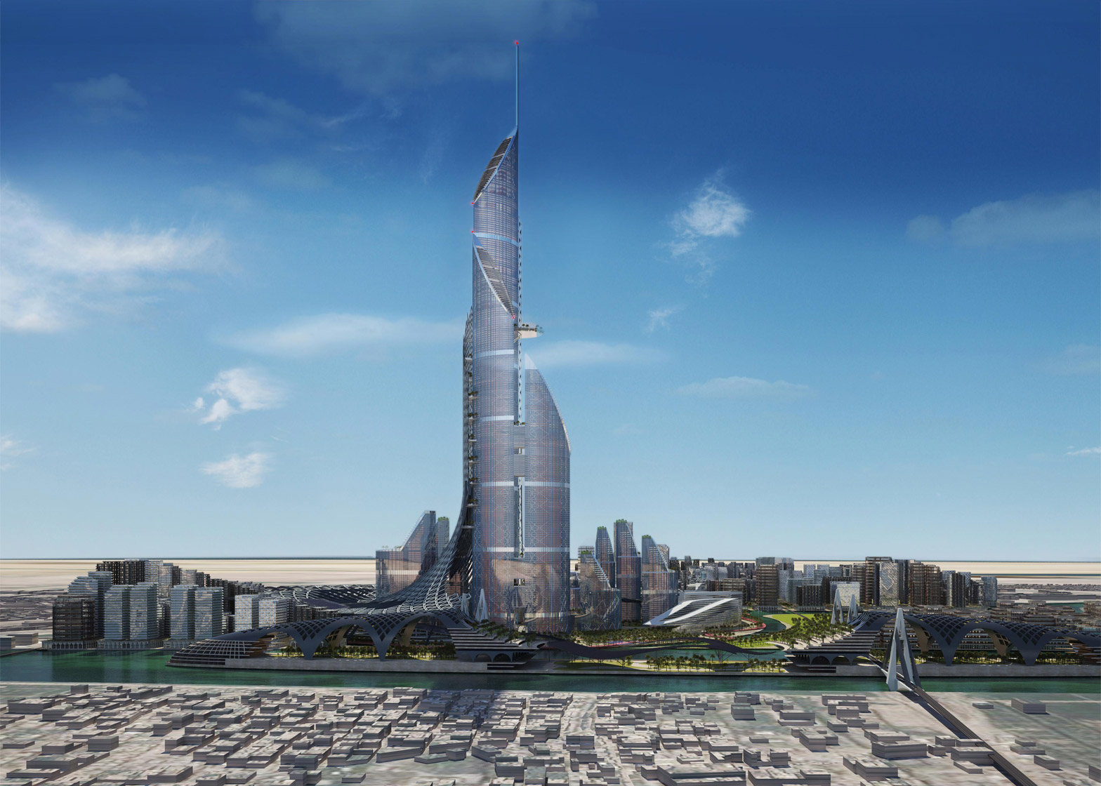Architecture and Design: World's tallest building in Iraq ...