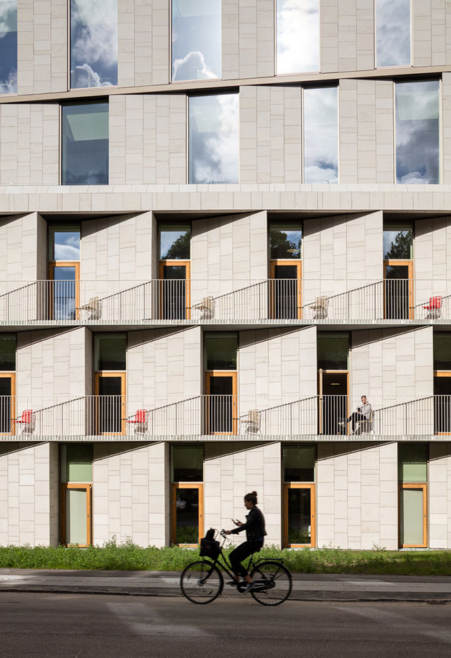 Health Care News- 3XN's Hotel arrives in Copenhagen Health Care NewsHealth Care News: 3XN's Patient Hotel arrives in CopenhagenHealth Care News 3XNs Hotel arrives in Copenhagen