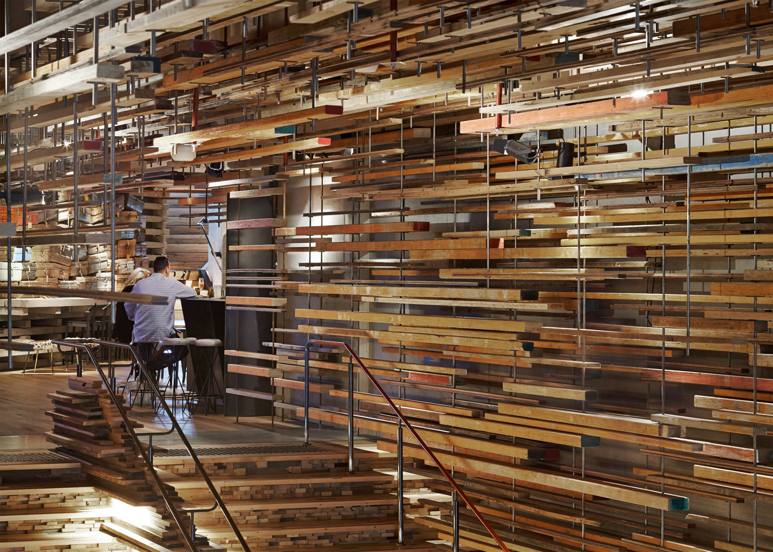 Festival interior design awards 2015 for Australian design studio