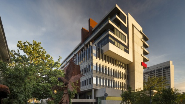 NewActon Precinct by Fender Katsalidis Architects architecture and designAustralian Architecture and Design Awards 2015 WinnersNewActon Precinct by Fender Katsalidis Architects