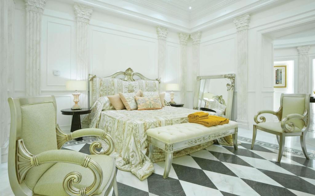 design news hotel palazzo versace in dubai. Black Bedroom Furniture Sets. Home Design Ideas