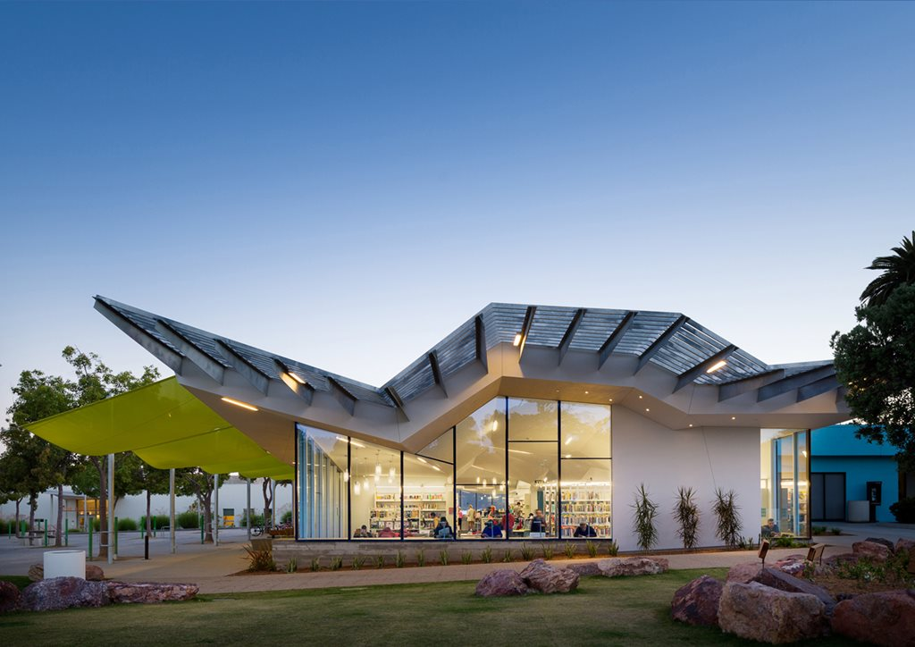 PicoBranchLibrary Eric Staudenmaier architecture and designAustralian Architecture and Design Awards 2015 WinnersPicoBranchLibrary Eric Staudenmaier
