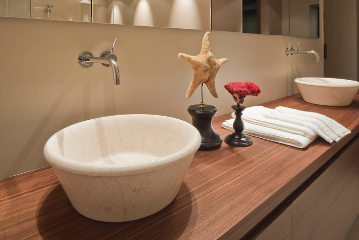 Appartment Lake Zurique Bathroom most expensive homesMost expensive homes: best interior design project by StudioformaStudioforma Architects Awarded Best Property Professionals 12