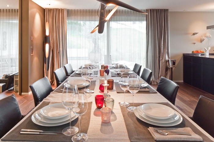 Studioforma architects awarded dining table most expensive homesmost expensive homes best interior design project by