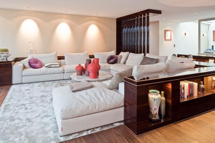 Best Property Professionals living room most expensive homesMost expensive homes: best interior design project by StudioformaStudioforma Architects Awarded Best Property Professionals 8