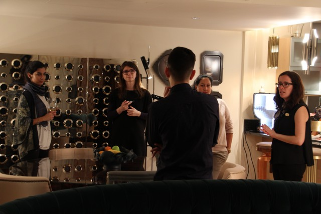 Where to go in London Chelsea Design Centre luxury apartment premiere (51)
