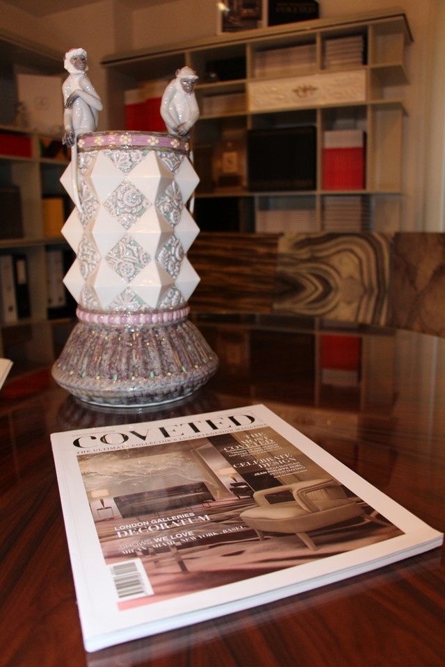 Where to go in London Chelsea Design Centre luxury apartment premiere (60)