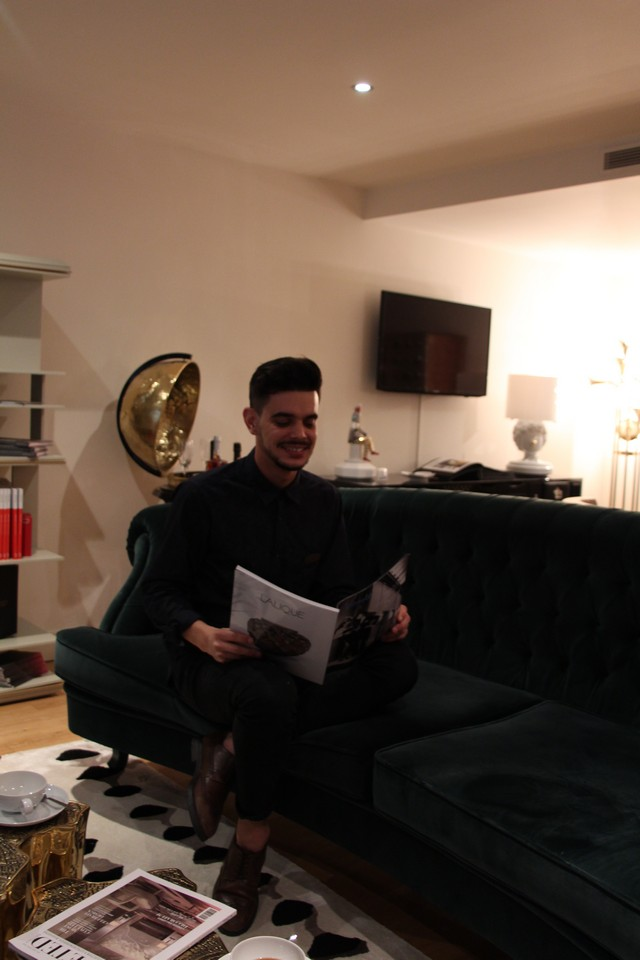 Where to go in London Chelsea Design Centre luxury apartment premiere (77)