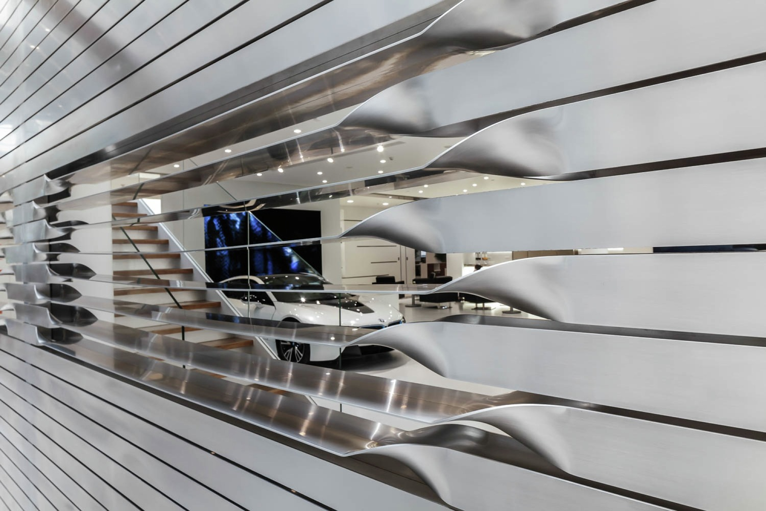Design News New BMW Store in China