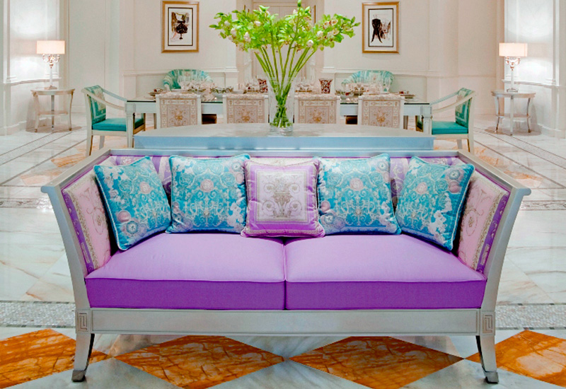 Trends 2017 interior - Design News Hotel Palazzo Versace In Dubai