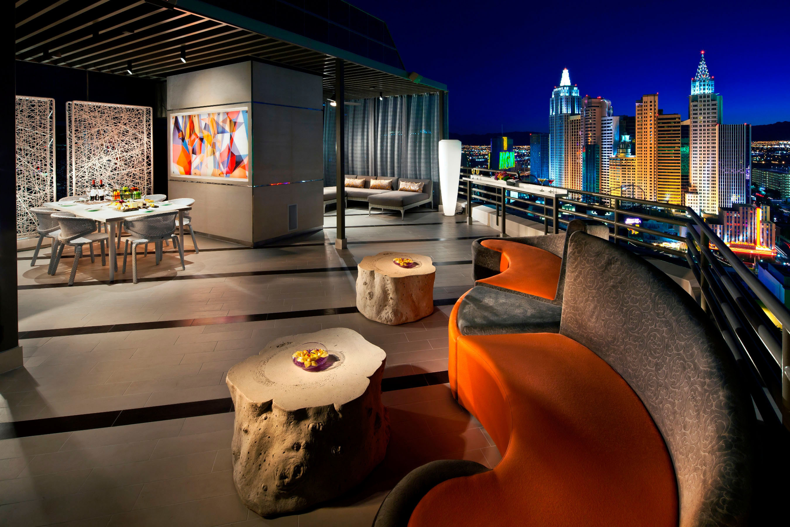 Luxury Hotel Bellagio Penthouse Suite Las Vegas