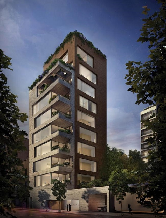 Luxury house first isay weinfeld residential project at for Top residential architects nyc