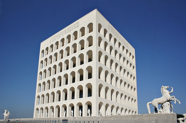 ARCHITECTURE NEWS: FENDI MOVES TO A NEW ARCHITECTURAL BUILDING IN ROME ARCHITECTURE NEWS: FENDI MOVES TO A NEW ARCHITECTURAL BUILDING IN ROME113