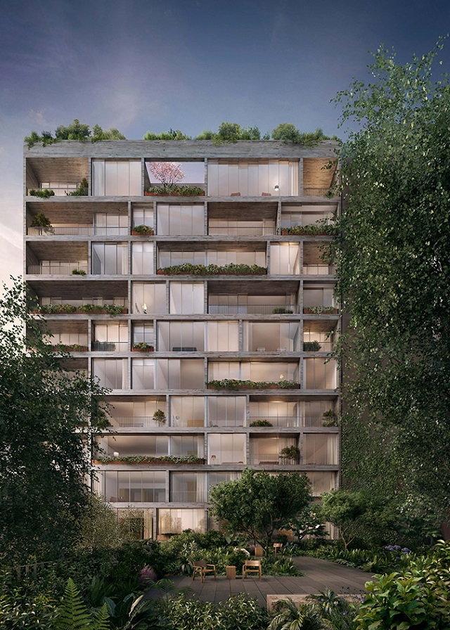 Luxury House: first Isay Weinfeld residential project at New YorK Luxury House: first Isay Weinfeld residential project at New York21