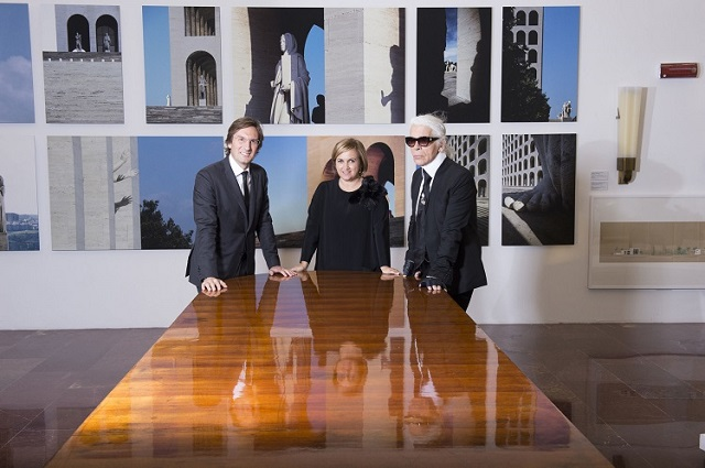 ARCHITECTURE NEWS: FENDI MOVES TO A NEW ARCHITECTURAL BUILDING IN ROME ARCHITECTURE NEWS: FENDI MOVES TO A NEW ARCHITECTURAL BUILDING IN ROME315