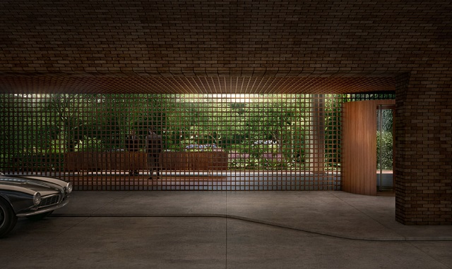 Luxury House: first Isay Weinfeld residential project at New YorK Luxury House: first Isay Weinfeld residential project at New York41