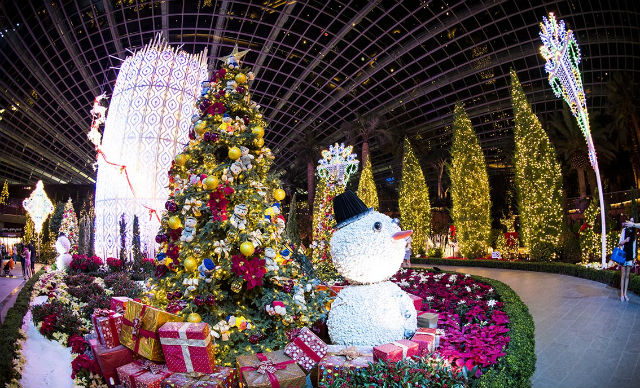 Things to do in Singapore - Christmas Wonderland at Gardens by The Bay things to do in singaporeThings to do in Singapore – Christmas Wonderland at Gardens by The Bay58