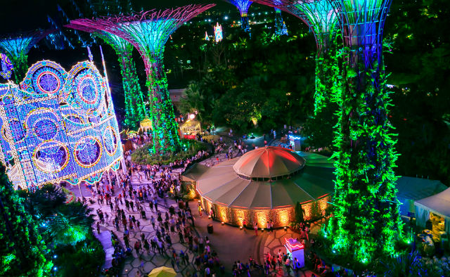 Things to do in Singapore - Christmas Wonderland at Gardens by The Bay things to do in singaporeThings to do in Singapore – Christmas Wonderland at Gardens by The Bay64