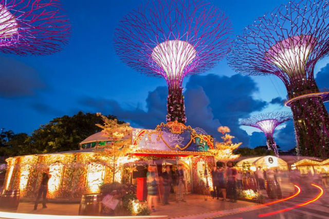 Things to do in Singapore - Christmas Wonderland at Gardens by The Bay things to do in singaporeThings to do in Singapore – Christmas Wonderland at Gardens by The Bay81