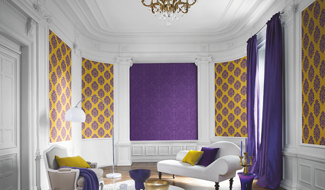 Wallpaper Trends 2016: Walls to feel good within