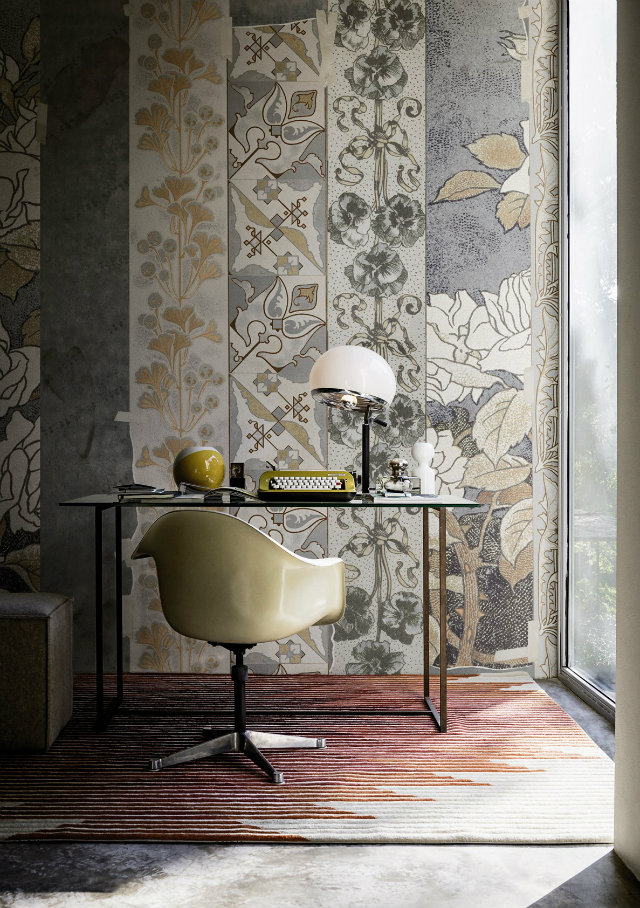Maison objet paris wall dec contemporary wallpaper for Objets deco design maison