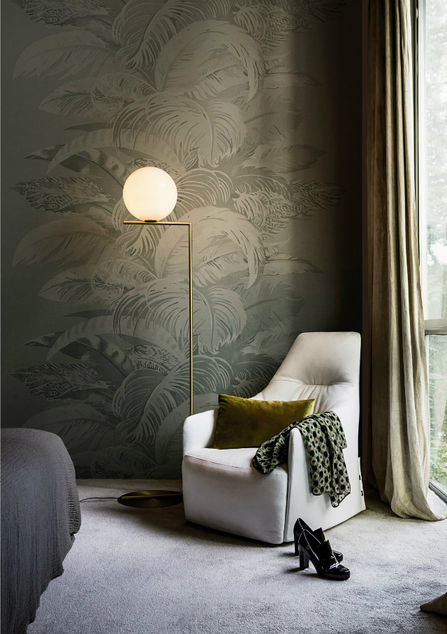 Maison objet paris wall dec contemporary wallpaper for Deco in paris