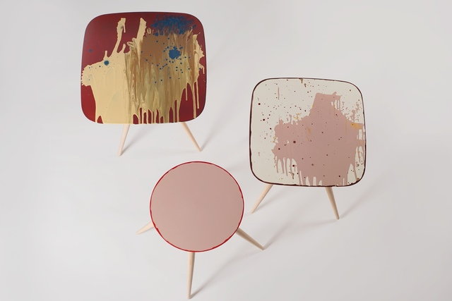 Fleka Table by From Yuhang Rong Design Library