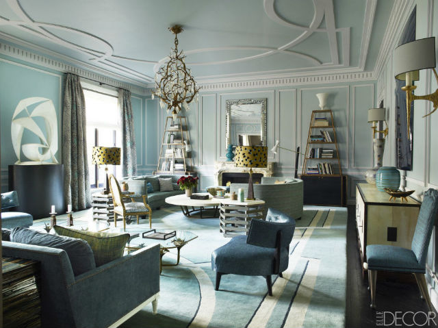 Luxury Paris Apartment Jean Louis DeniotNew Paris Luxury Apartment Designed  By Jean Louis DeniotLuxury