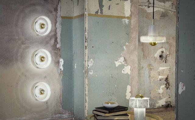 Maison et Objet Paris 2016 Top 7 furniture design pieces-Stone light by Tom Dixon
