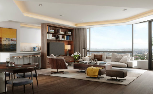 Suites-by-Goddard-Littlefair-2-730x447 Modern BuildingCanaletto Tower, the new London modern buildingSuites by Goddard Littlefair 2 730x447