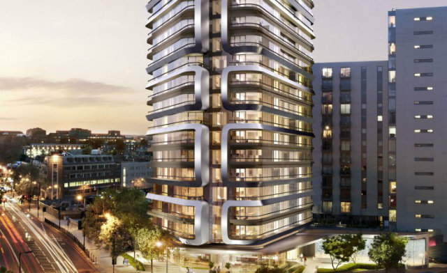 Suites-by-Goddard-Littlefair-5-730x447 Modern BuildingCanaletto Tower, the new London modern buildingSuites by Goddard Littlefair 5 730x447