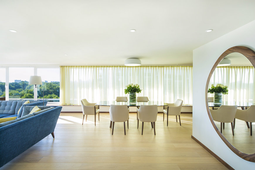 Where To Place Recess Lighting In Dining Room