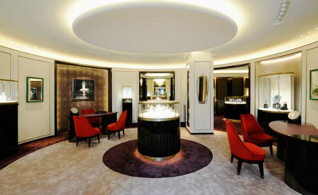 David Collins Studio designs new De Grisogono flagship 2