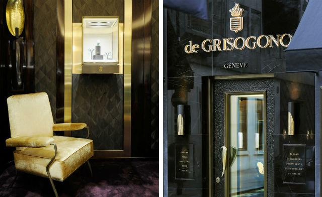 David Collins Studio designs new De Grisogono flagship 4