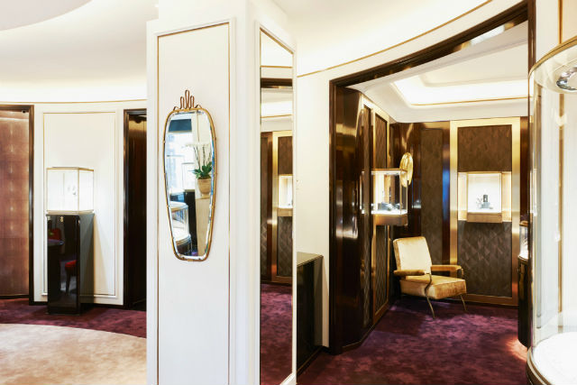 David Collins Studio designs new De Grisogono flagship 8