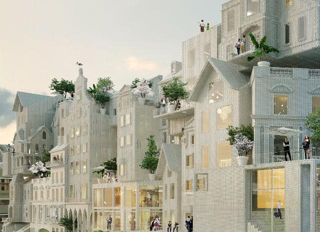 Marin + Trottin Architecture