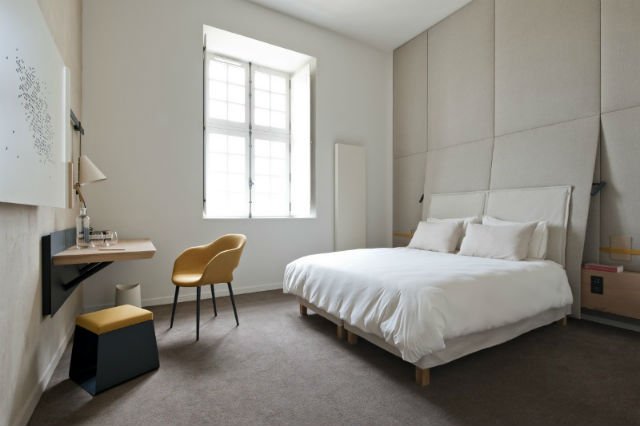 boutique hotel Fontevraud (2) Patrick JouinFamous Interior Designers – Patrick Jouin Redesigns A Boutique Hotelboutique hotel Fontevraud 2