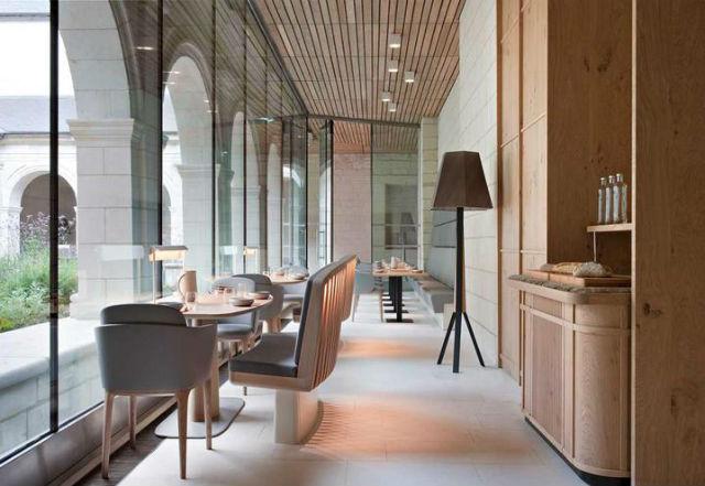 boutique hotel Fontevraud (7) Patrick JouinFamous Interior Designers – Patrick Jouin Redesigns A Boutique Hotelboutique hotel Fontevraud 7
