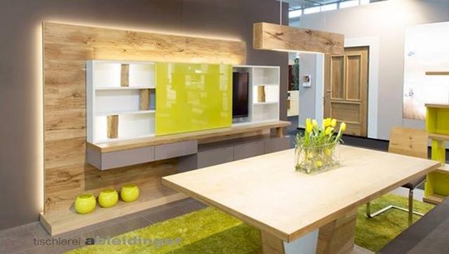 Wohnen & Interieur Wien bringing Spring Trends 2016