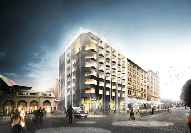 The Barcelona EDITION top hotel is going to debut in 2017- project top hotelThe Barcelona EDITION top hotel is going to debut in 2017The Barcelona EDITION top hotel is going to debut in 2017 project