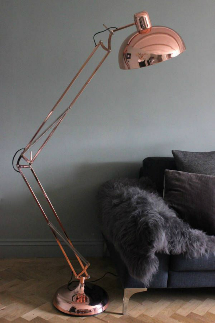 copper table lamp not on the high street best inspiration fo