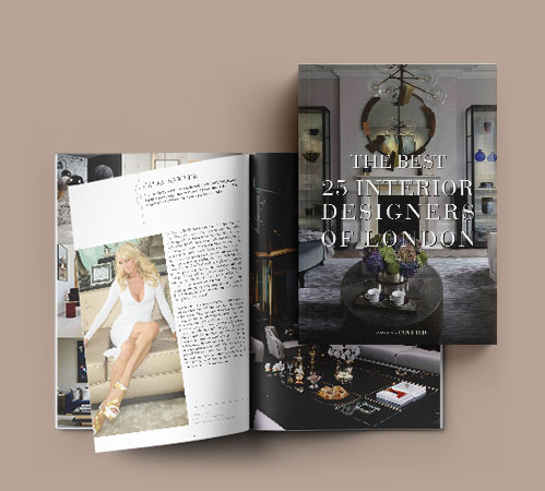Ebook top +100 interior designers london Top Interior Designers London cover top25 london