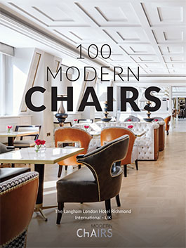 Chairs are essential for interior design, get to know the most exquisite modern chairs out there.