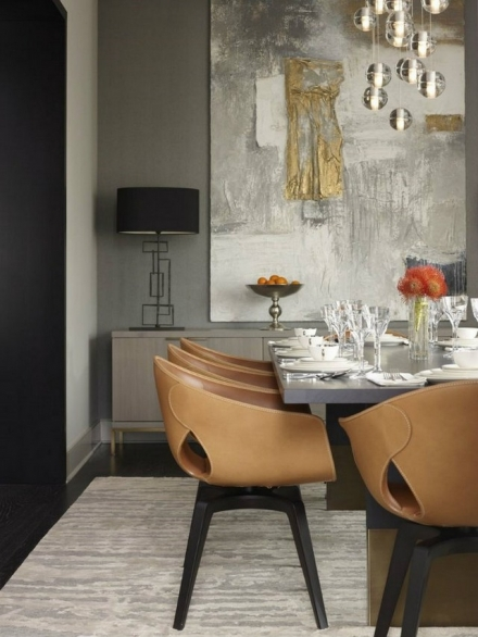 Best fabrics for upholstered dining chairs