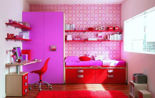 Bold Color Combinations  Bold Color Combinations Bold Color Red Pink